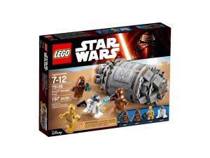 lego 75136 capsula de escape droid