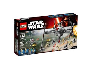 lego 75142 homing spider droid