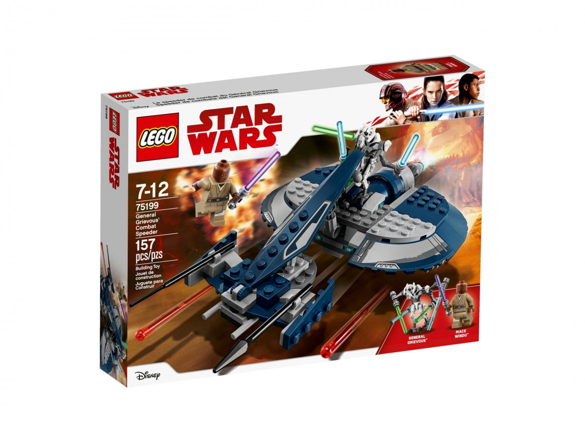 lego 75199 speeder de combate del general grievous scaled