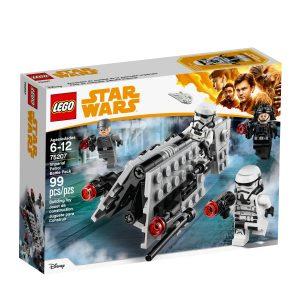 lego 75207 pack de combate patrulla imperial