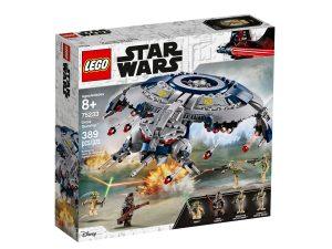 lego 75233 canonera droide
