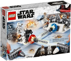 lego 75239 action battle ataque al generador de hoth