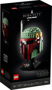 lego 75277 star wars casco de boba fett