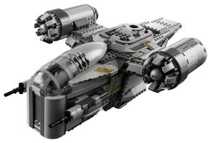 lego 75292 transporte de cazarrecompensas de the mandalorian
