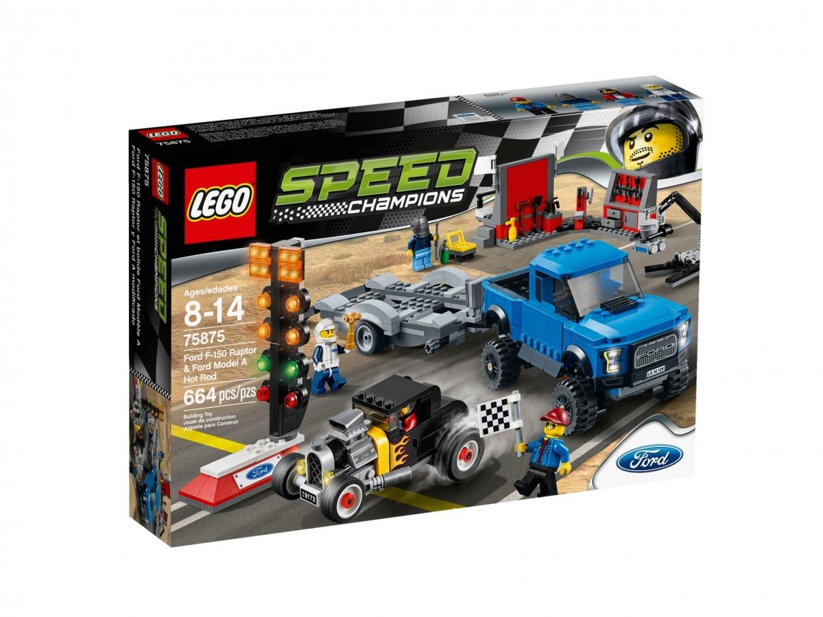 lego 75875 ford f 150 raptor y ford a modificado scaled