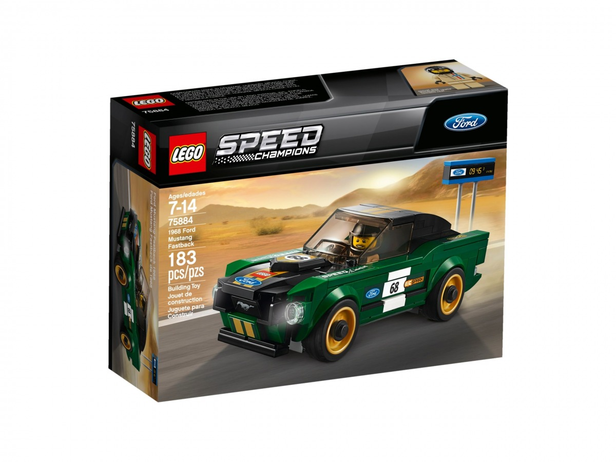 lego 75884 ford mustang fastback de 1968 scaled