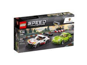 lego 75888 porsche 911 rsr y 911 turbo 3 0