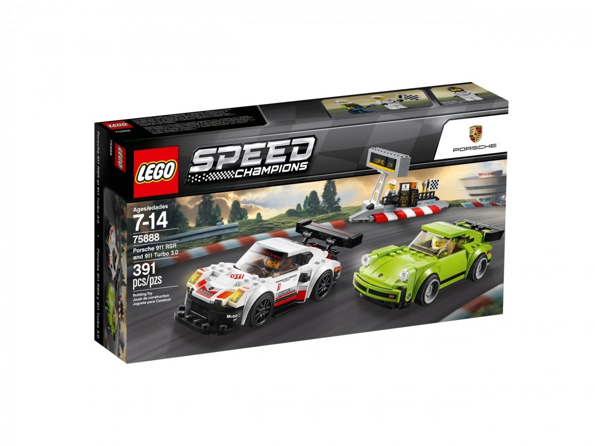 lego 75888 porsche 911 rsr y 911 turbo 3 0 scaled