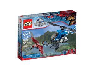 lego 75915 a la caza del pteranodon