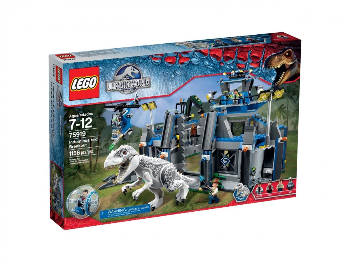 lego 75919 la fuga del indominus rex scaled