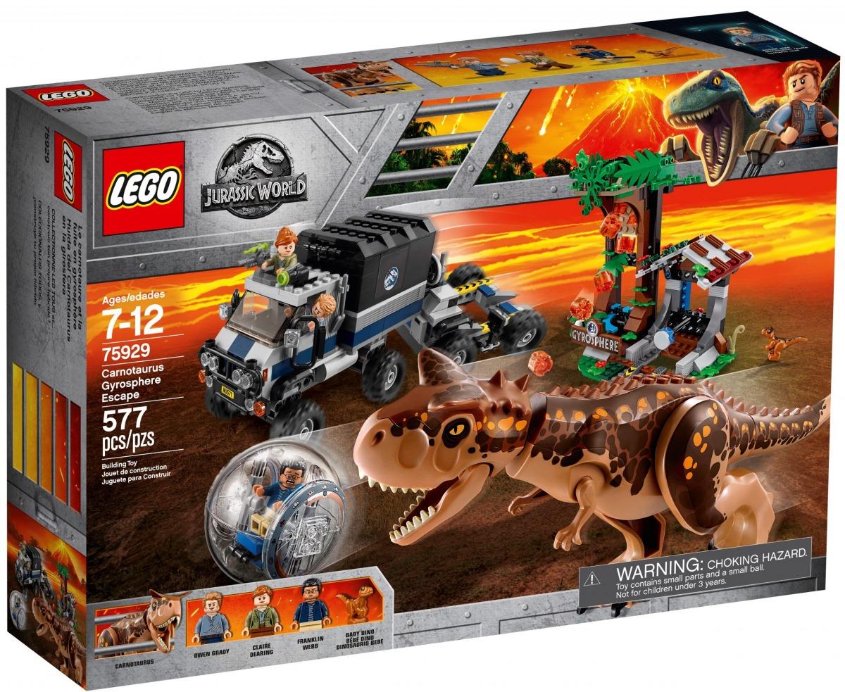 lego 75929 huida del carnotaurus en la girosfera scaled