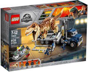 lego 75933 transporte del t rex