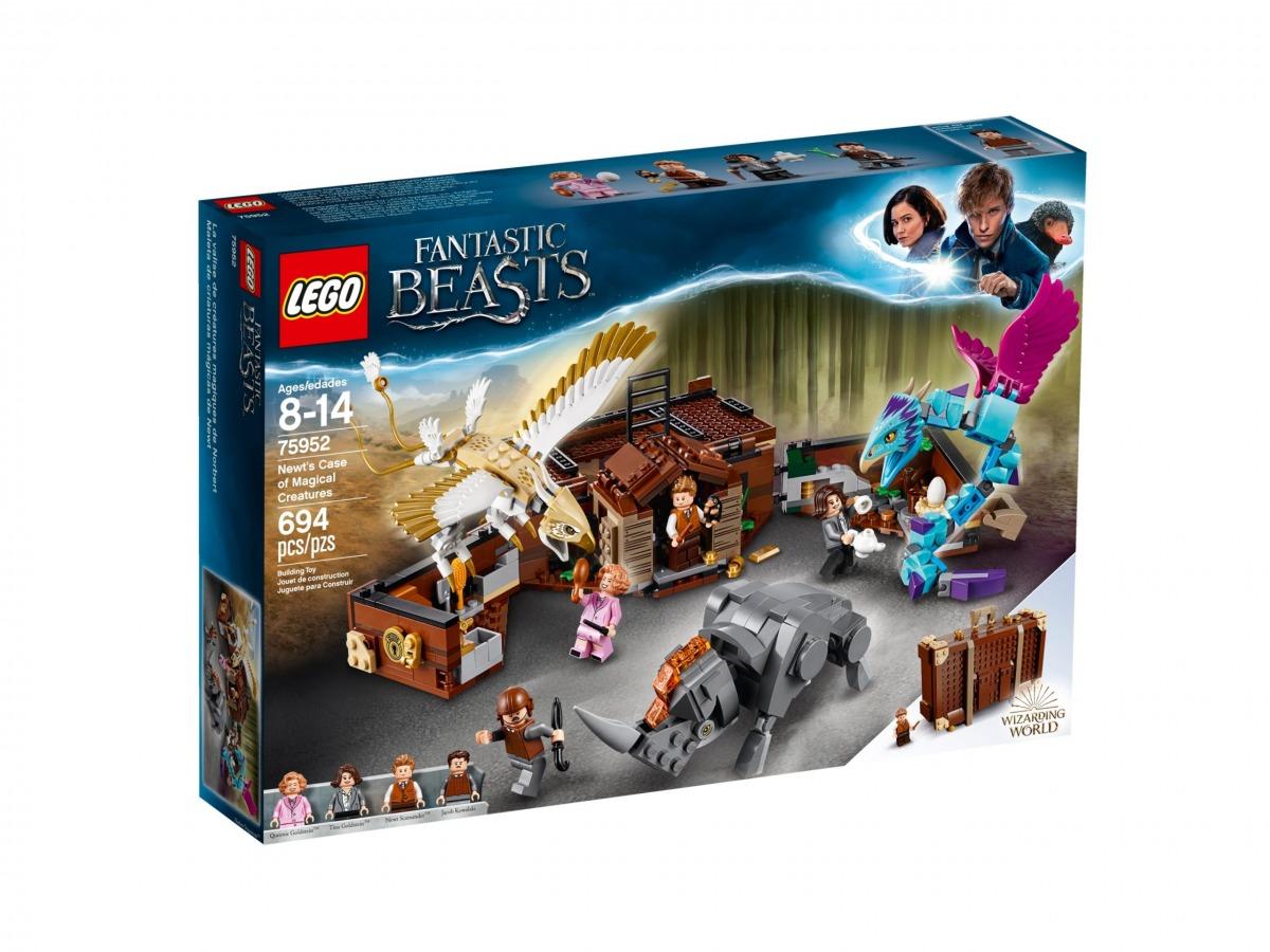lego 75952 maleta de criaturas magicas de newt scaled