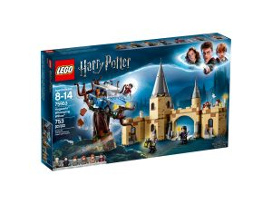 lego 75953 sauce boxeador de hogwarts
