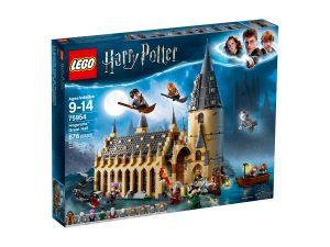 lego 75954 gran comedor de hogwarts