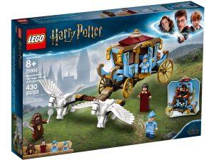 lego 75958 carruaje de beauxbatons llegada a hogwarts