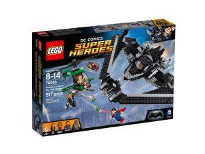 lego 76046 heroes de la justicia combate aereo