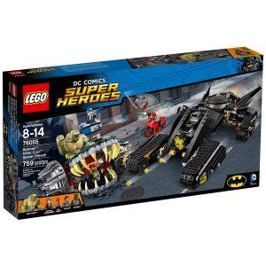 lego 76055 batman golpe en las alcantarillas de killer croc