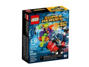 lego 76069 mighty micros batman vs polilla asesina