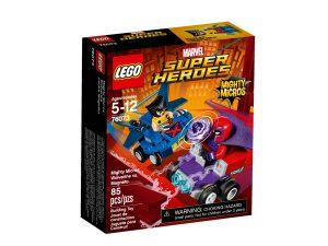 lego 76073 mighty micros lobezno vs magneto