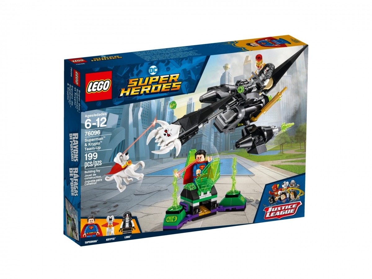 lego 76096 superman y krypto equipo de superheroes scaled