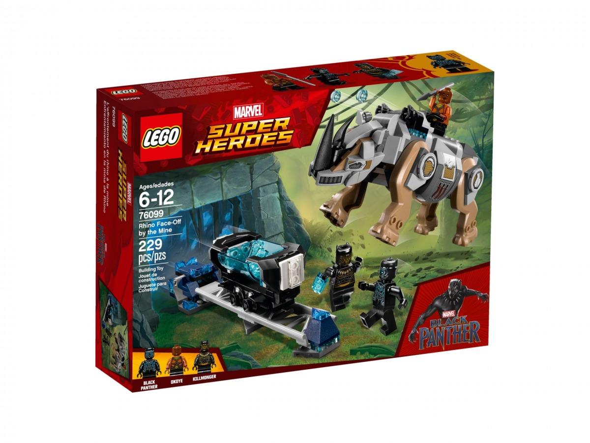 lego 76099 duelo contra rhino junto a la mina scaled
