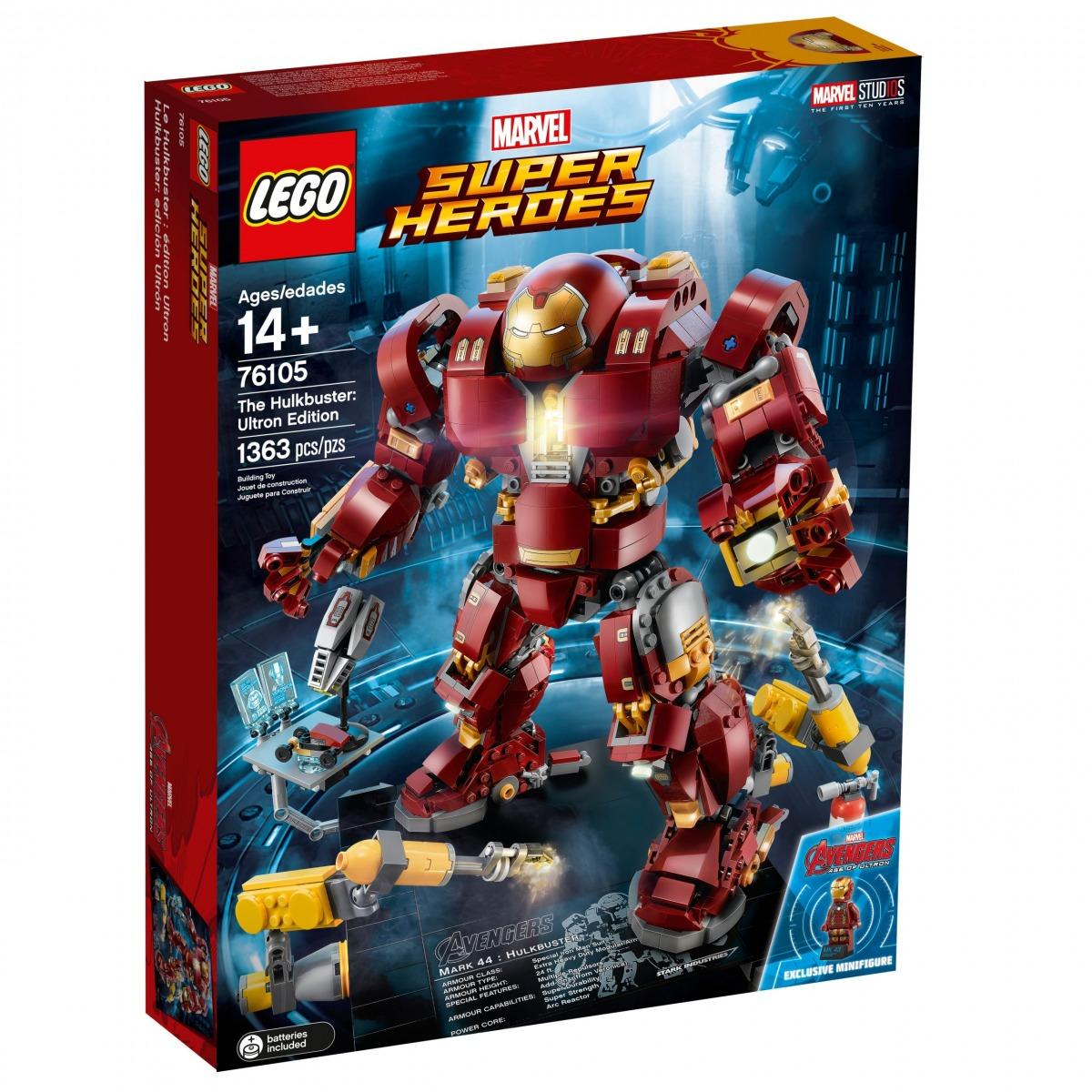 lego 76105 hulkbuster edicion ultron scaled