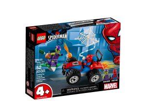 lego 76133 persecucion en coche de spider man