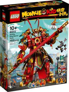 lego 80012 meca guerrero de monkey king