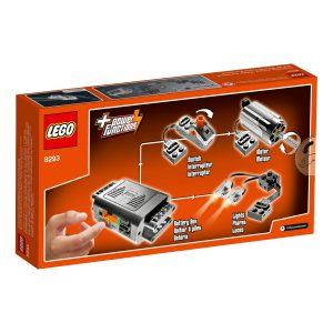 lego 8293 set de motores power functions