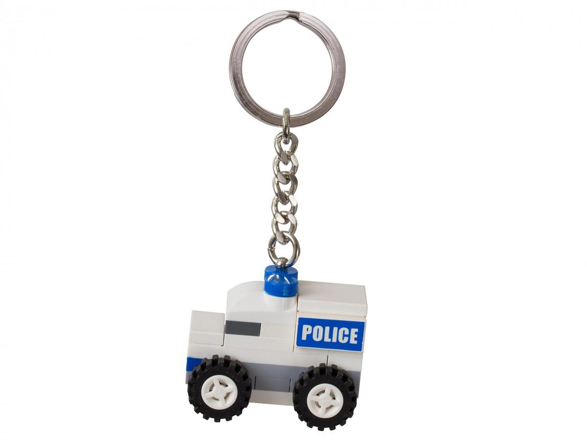 lego 850953 amuleto de coche de policia para bolso o mochila scaled