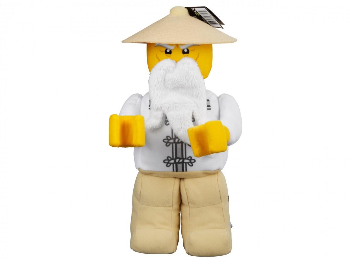 lego 853765 peluche de minifigura del maestro wu scaled