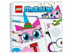 lego 853788 libro de actividades de unikitty