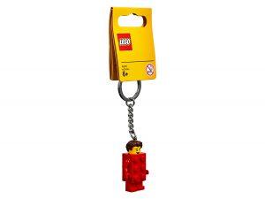 lego 853903 llavero de chico con disfraz de ladrillo
