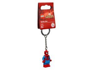 lego 853950 llavero de spider man