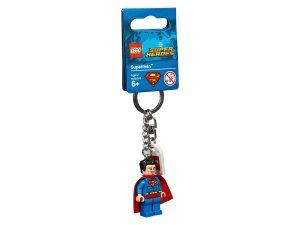 lego 853952 llavero de superman