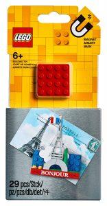 lego 854011 modelo magnetico de torre eiffel