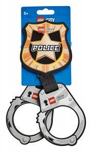 lego 854018 esposas y placa de policia