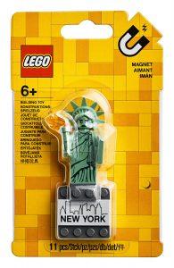 lego 854031 iman de estatua de la libertad