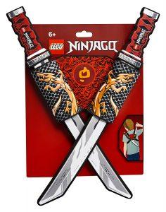 lego 854034 catanas cruzadas ninjago