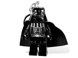 llavero con linterna de darth vader lego 5001159 star wars