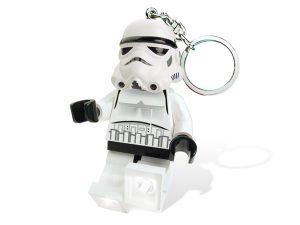 llavero con luz de stormtrooper lego 5001160 star wars
