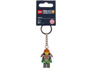 llavero de aaron lego 853520 nexo knights