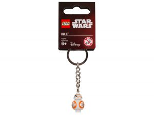 llavero de bb 8 lego 853604 star wars