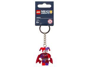 llavero de jestro lego 853525 nexo knights