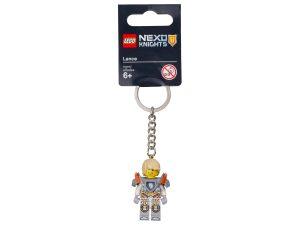 llavero de lance lego 853684 nexo knights