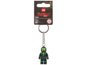 llavero de lloyd lego 853698 ninjago movie