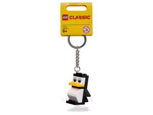 llavero de pinguino lego 852987