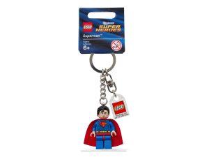 llavero de superman lego 853430 super heroes