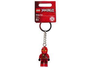 llavero ninja de kai lego 851351 ninjago